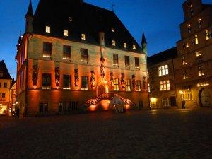 Historisches Rathaus Osnabrück ZC Westfälischer Friede