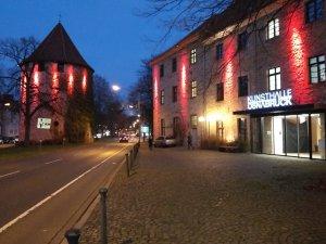 Kunsthalle und Stadtturm Bürgergehorsam Osnabrück ZC Westfälischer Friede