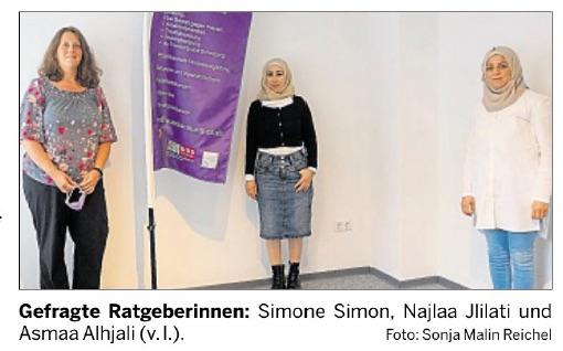 ZC Westfälischer Friede – Finanzierung einer Sprechstunde für arabisch sprechende Frauen