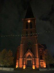 Kath. Kirche in Steinfeld